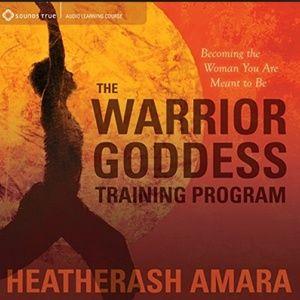Warrior Goddess Training audio book